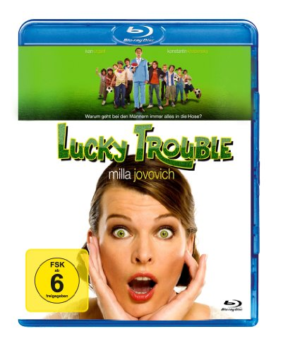 Lucky Trouble [Blu-ray]