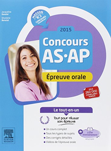 Concours AS/AP 2015
