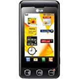 LG KP500 Cookie Unlocked Phone with 3.2 MP Camera, Digital Media Player and MicroSD Slot–International Version with No Warranty