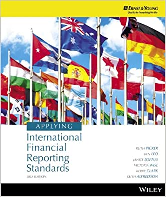Applying International Financial Reporting Standards written by Ruth Picker