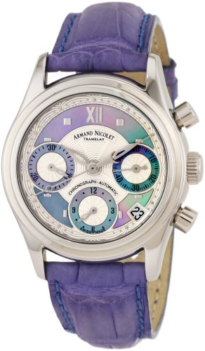 Armand Nicolet Women's 9154A-AK-P915VL8 M03 Classic Automatic Stainless-Steel Watch