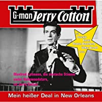 Mein heißer Deal in New Orleans (Jerry Cotton 12) Hörbuch