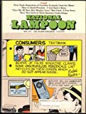 img - for National Lampoon Magazine May 1973 (Issue #38) book / textbook / text book
