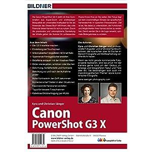 Canon PowerShot G3X - Für bessere Fotos von Anfang an!: Das Kamerahandbuch für den praktischen Ein