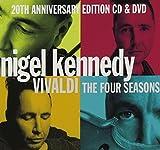 Nigel Kennedy Vivaldi - The Four Seasons Anniversary Edition (CD & DVD)