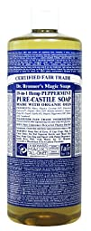 Dr. Bronner's Magic Soaps Pure-Castil…