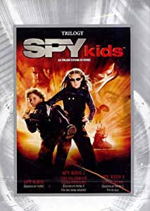 The Spy Kids Trilogy (Spy Kids / Spy Kids 2: The Island of Lost Dreams / Spy Kids 3: Game Over)