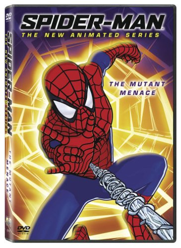 Spider-Man The New Animated Series Mutant Menace Vol. 1
