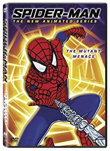 Spider-Man: The New Animated Series - The Mutant Menace [Import]