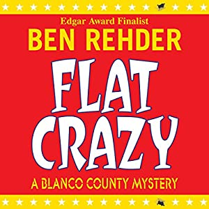 Flat Crazy Audiobook