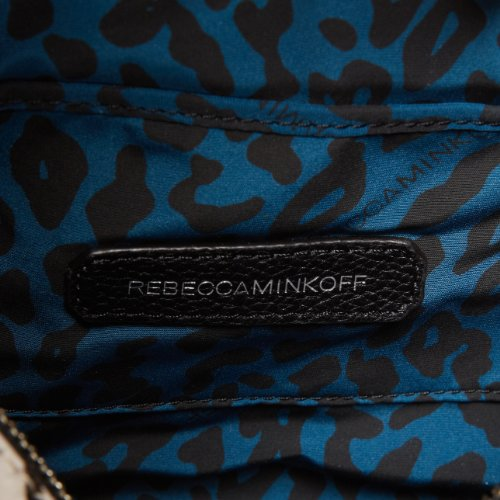 Rebecca Minkoff 瑞贝卡·明可弗 Mini Mac 斑马纹斜跨链条包美国亚马逊
