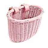 Sunlite Mini Willow Bushel Basket - Pink