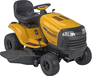 Poulan Pro PB22H46YT 42-Inch 22 HP Briggs and Stratton V-Twin Riding Lawn Tractor With Hydrostatic Transmission from Poulan