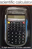 Scientific Calculator 10 Digit Electronic Calculator School Calculater Soft Key
