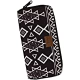 BILLABONG 2013 Women's Zip It Wallet/Purse in Black