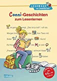 LESEMAUS zum Lesenlernen Sammelbände: Conni-Geschichten zum Lesenlernen: Bild-Wörter-Geschichten - mit