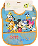 Disney Best Friends Waterproof Bib