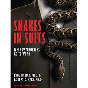 snakes in suits when psychopaths go Snakes in suits has 2,596 ratings and 195 reviews laura said: i read this as a follow up to jon ronson's marvelous psychopath test, which was named for.