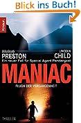 Maniac: Fluch der Vergangenheit (Droemer HC)