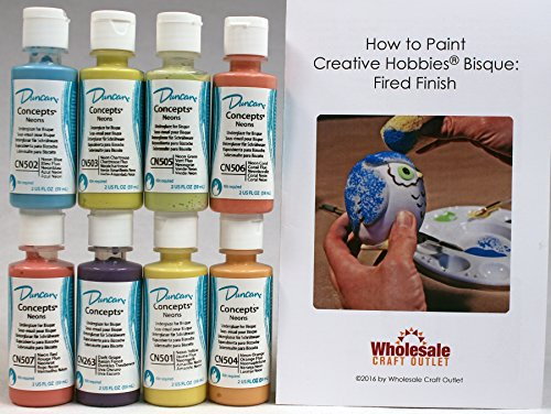 duncan-cnkit-5-concepts-underglaze-paint-set-8-best-selling-bright-colors-in-2-ounce-bottles-with-fr