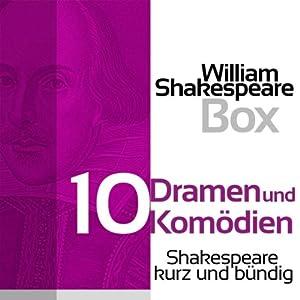 William Shakespeare: Zehn Dramen und Komödien Hörbuch