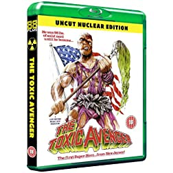 The Toxic Avenger (Region Free) [PAL] [Blu-ray]