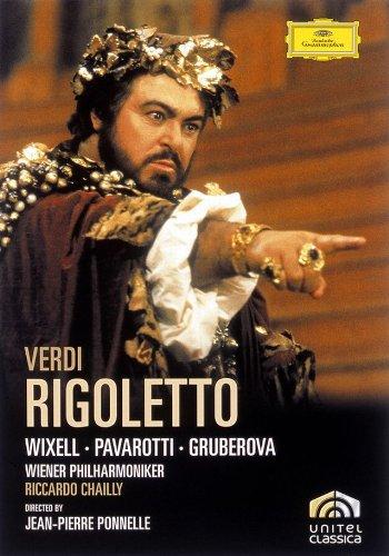 ヴェルディ:歌劇《リゴレット》 [DVD]