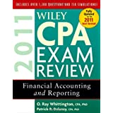 Wiley CPA Exam Review 2011, Financial Accounting and Reporting (Wiley CPA Examination Review: Financial Accounting & Reporting) ~ Patrick R. Delaney