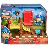 Mattel BBY28 - Mike il Cavaliere Fisher Price Campo d'Allenamento