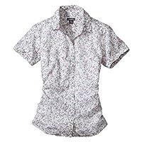 (エディー・バウアー) Eddie Bauer 半袖フローラルプリントシャツ