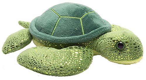Wild Republic Hug Ems Sea Turtle Plush Toy