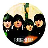 Official Merchandise Mini Button Badge - Beatles