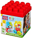 Mega Bloks First Builders Learning Cubes Learn My Vehicles