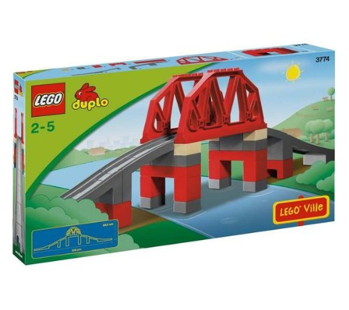 Duplo – Eisenbahnbrücke – 3774 bestellen