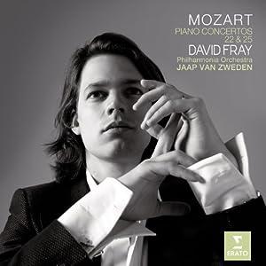 Mozart : Concertos pour piano n° 22 et n° 25