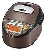 タイガー IH炊飯器 「炊きたて」 5.5合 tacook ブラウンステンレス JKT-V101-XT