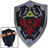 Dark Link Shadow Foam Shield LARP Cosplay