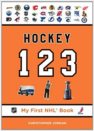 Hockey 123 (My First NHL Book)