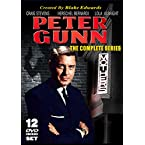 Peter Gunn: The Complete Series Music CD + DVD