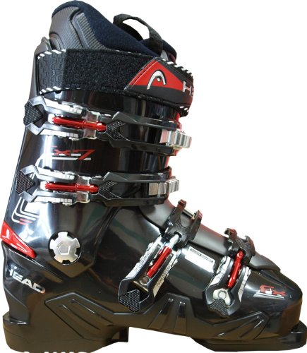 Head FX 7 black/red Herren Skistiefel 2012/2013
