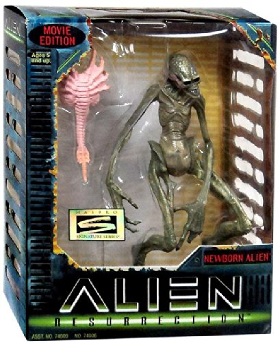 ALIEN 1997 – MOVIE EDITION – ALIEN RESURRECTION – SIGNATURE SERIES – NEWBORN ALIEN als Weihnachtsgeschenk