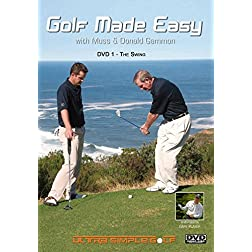 Ultra Simple Golf with Muss & Don Gammon : Volume 1