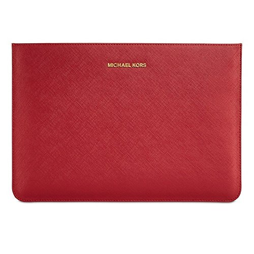 MICHAEL-Michael-Kors-Sleeve-for-Macbook-Air-13-Tru-Red