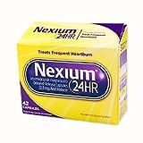 Nexium 24HR Acid Reducer Capsules for Heartburn Relief - 42 count