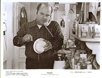 Dom Deluise On Kitchen Phone Fatso 1980 8x10 Still 24 At