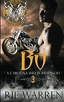 Bo (Bad Boys of Retribution MC) (Volume 3)