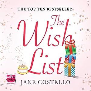 The Wish List Audiobook
