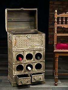 weinregal holz flaschenregal weintruhe weinschrank regal. Black Bedroom Furniture Sets. Home Design Ideas