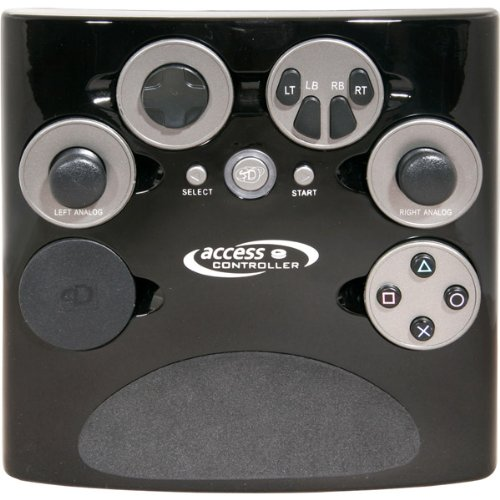eDimensional Access Game Controller for PS3 PS2 and PC