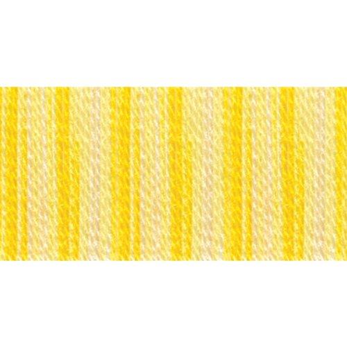 DMC 417F-4077 Color Variations Six Strand Embroidery Floss, 8.7-Yard, Morning Sunshine